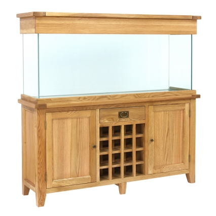 AQ160WR 160cm Wine Rack Aquarium