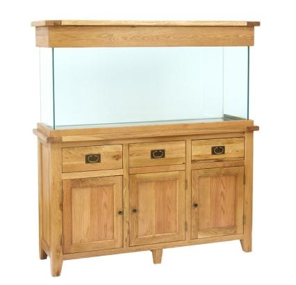 AQ150D 150cm Doors and Drawers Aquarium
