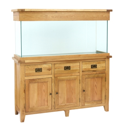 AQ150D 150cm Doors and Drawers Aquarium