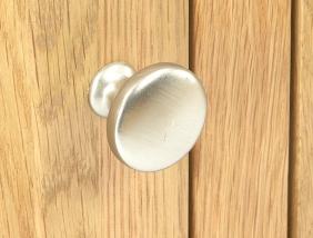 AQ100D 100cm Doors Aquarium Door Knob Close Up